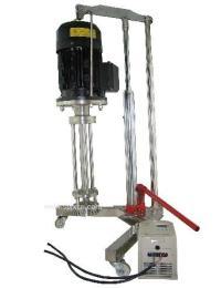 中试型间歇式乳化均质分散机