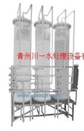供應反滲透+離子混床-超純水設備