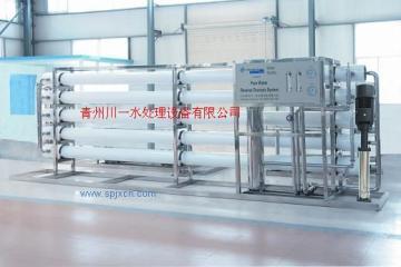 供应10T/h纯净水-矿泉水处理设备