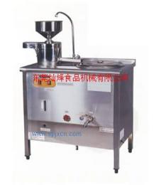 自动磨豆注浆机
