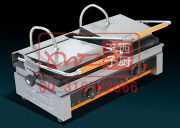 EG-602单压扒炉或三明治机