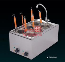 EH-806台式六头电煮面炉