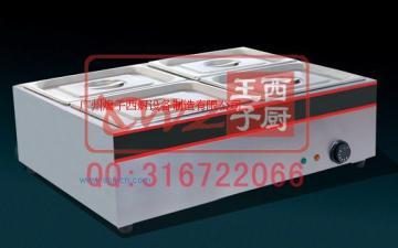 EH-4(V)四盆保温汤池
