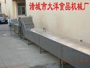 食品蒸煮机流水线 不锈钢蒸煮机