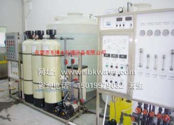 去离子水生产装置系统
