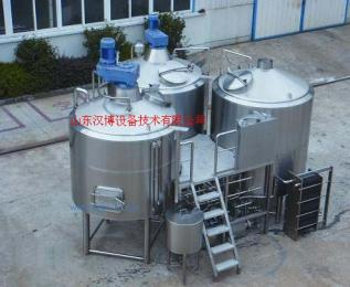 中小型啤酒廠設備