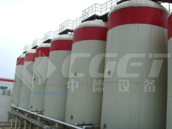 大啤酒厂发酵设备