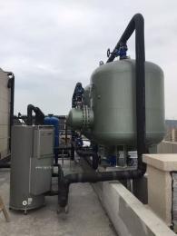 水-水容积式(半容积)换热器 半容积式换热器厂家