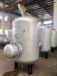 不銹鋼承壓式容積式換熱器