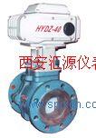电动衬氟两片式球阀HYDQF-16CF4