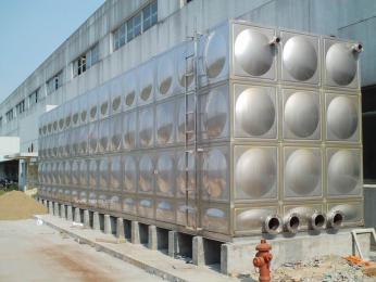 環保模塊化不銹鋼水箱
