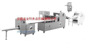 JKFM-580面包、漢堡生產線
