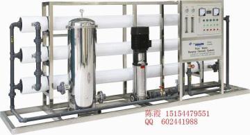 9T单级反渗透水处理设备