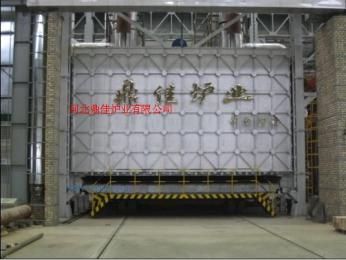 臺車式燃氣熱處理爐(天然氣、液化氣用)