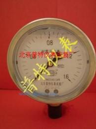 供应YTN100耐震压力表