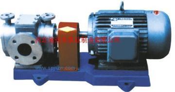 RCB保温齿轮泵,沥青泵,稠油泵,机油泵