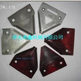 供應壓齒收割機刀片