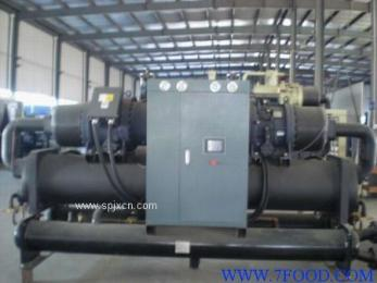 深圳螺杆式冷水机厂家价格