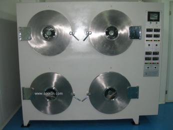 四门圆筒真空干燥箱/烤箱/烘箱
