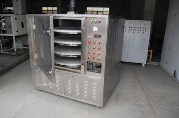 微波烘干膨化柜式设备