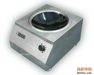 美诺克5KW台式电磁炒炉