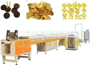 金幣巧克力機