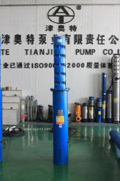 天津大流量矿用潜水泵