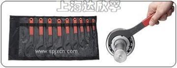 SKF工具HN系列、SKF钩形扳手成套组合HN 4-16/SET,SKF内窥镜