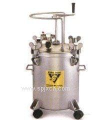 全自动搅拌压力桶压力罐送漆机