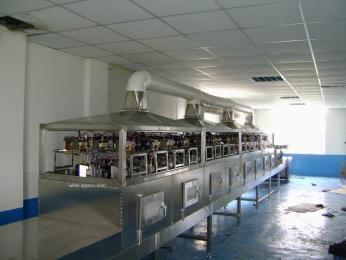 鑫弘微波干燥机
