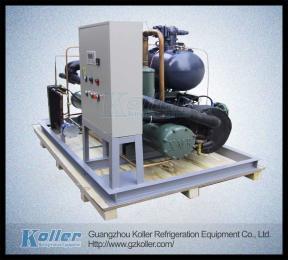 10吨工业制冰机