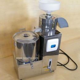 防溢磨煮一体不锈钢豆浆机