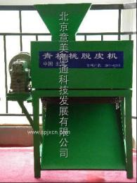 4000QHT北京专利型青核桃去皮机
