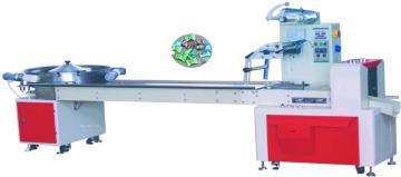 全自動高速枕式糖果包裝機