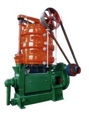 菜籽榨油机