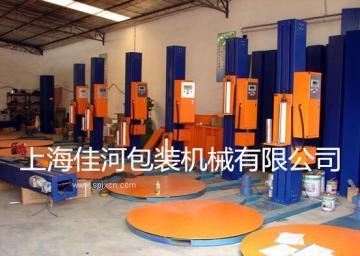 CR-2000标准型缠绕包装机