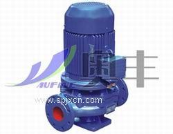上海奥丰-ISG、IRG立式管道离心泵