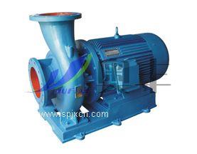 上海奥丰-ISWD低转速卧式管道泵