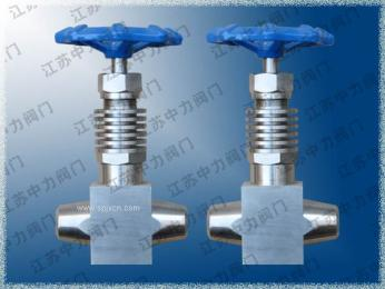 GJ61Y GJ63Y超高压焊接截止阀