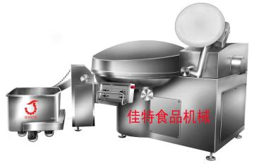 高速斩拌机 产品图片