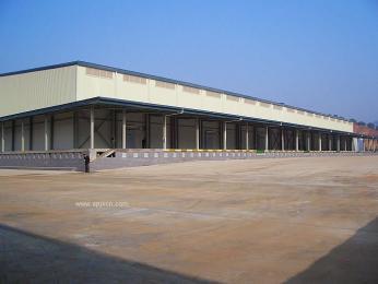 大型冷库丨聚氨酯夹芯板丨聚氨酯保温板丨冷库门-北京华都茂华