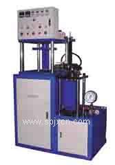 石蜡模料液压压注试验机 GB/T14235