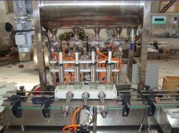 辣椒酱灌装机 江阴鼎顺机械 产品图片