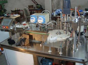 眼药水灌装机 鼎顺机械 产品图片