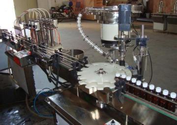 糖浆灌装机 产品图片