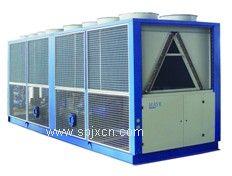 高效型风冷螺杆式冷水机组