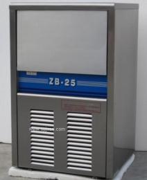供应足产量豪华型制冰机ZB-25