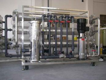 NJ-2000碳酸饮料生产用水设备