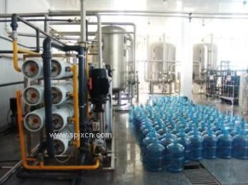 天津鑫東水處理礦泉水山泉水設備