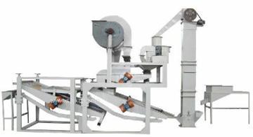 燕麥脫殼設備